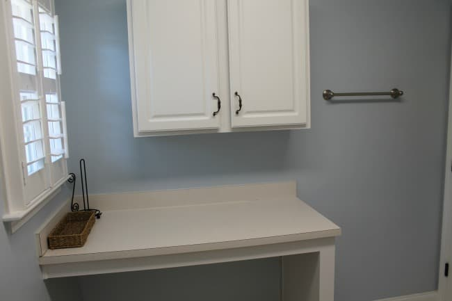 Before pic 2 YMD Laundry Room