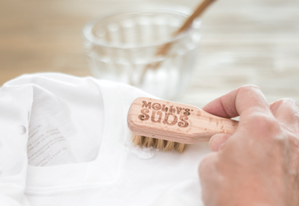 Molly's Suds Laundry Stain Brush