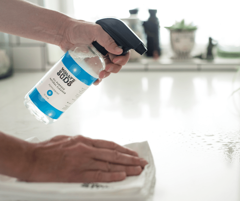 Molly's Suds Natural All Purpose Spray Cleaner