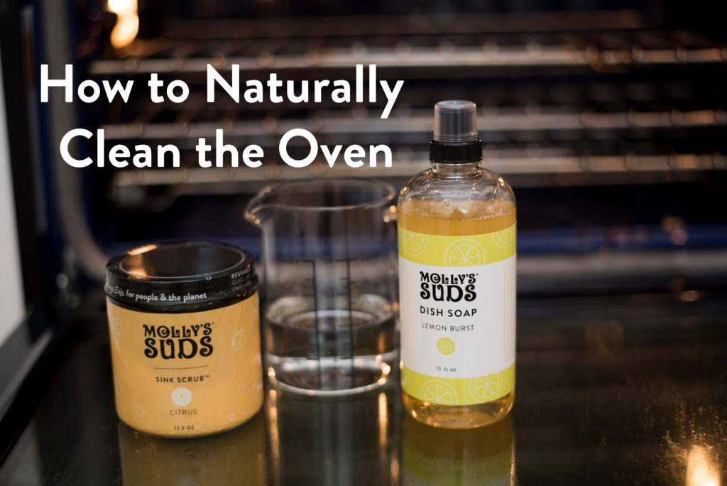 How to Naturally Clean Your Oven