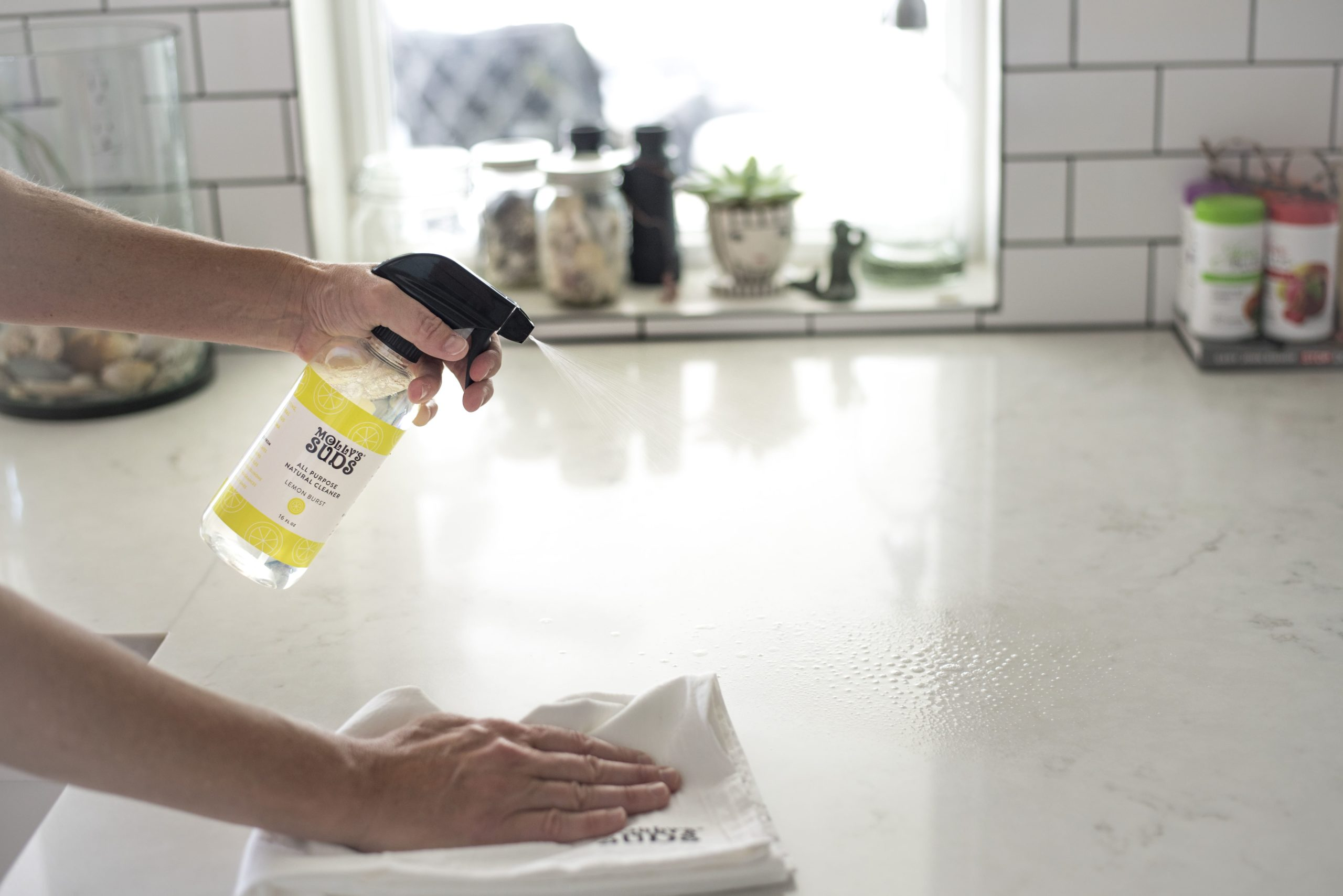 Spring Cleaning Tips from Molly's Suds