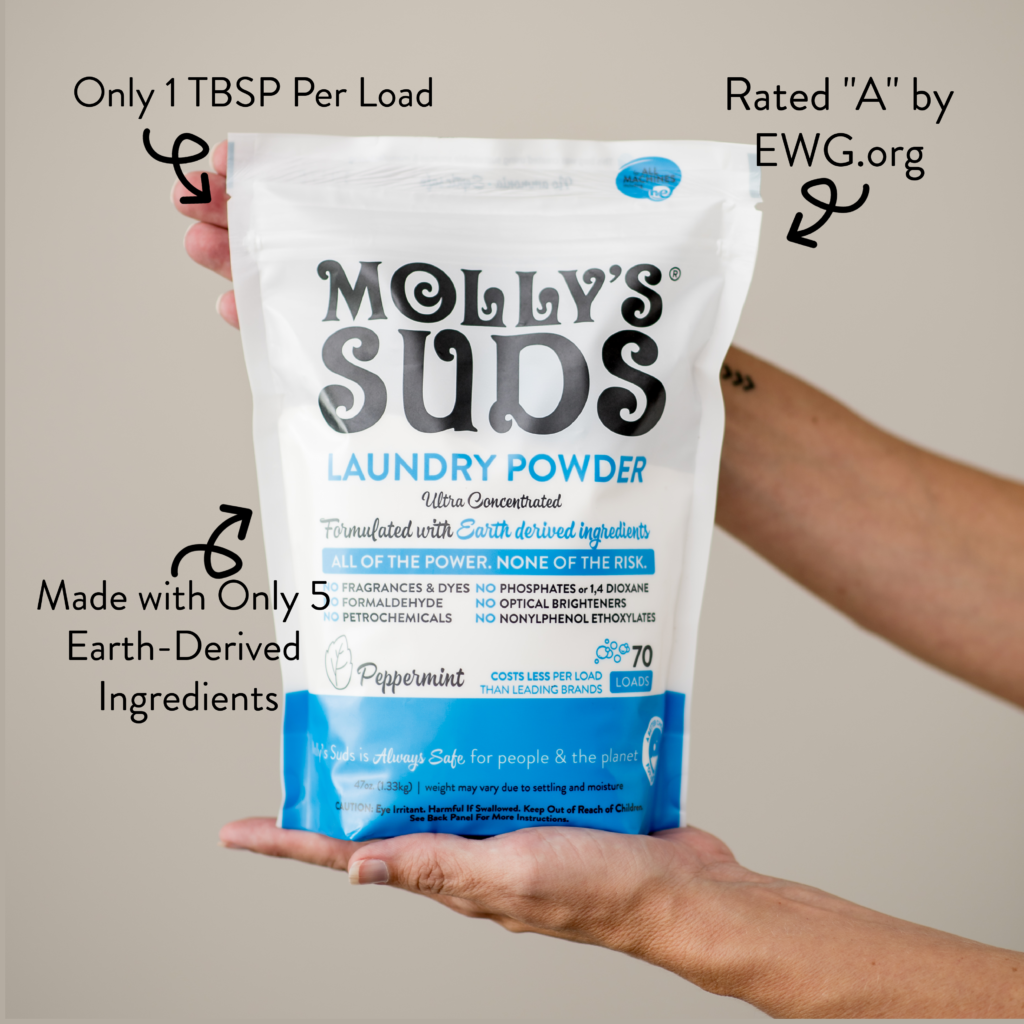 Molly's Suds Original Laundry Powder