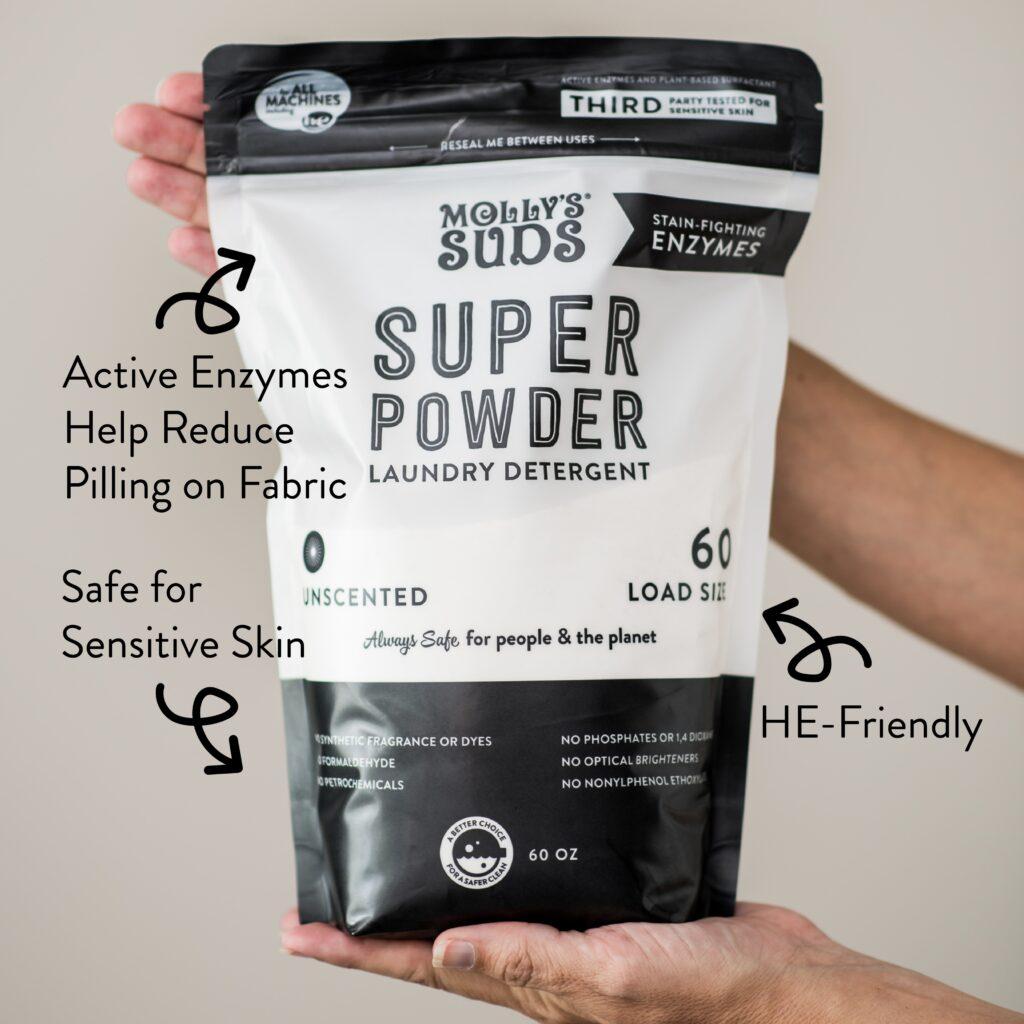 Molly's Suds Super Powder
